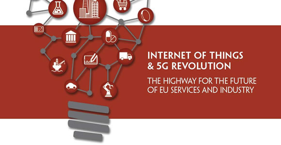 "Documento di background ""INTERNET OF THINGS & 5G REVOLUTION. The highway for the future of EU services and industry"""