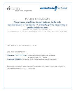 Agenda-Policy-Breakfast I-Com-e-Autostrade- con -Ministro-DELRIO _ 10 maggio
