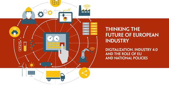 Thinking the future of european industry