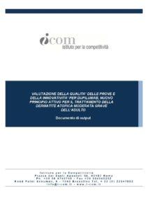 Case study su nuovi criteri AIFA
