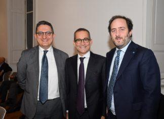 Stefano da Empoli, Gian Paolo Manzella e Alessio Rossi